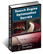Search Engine Secrets eBook, 3rd edition